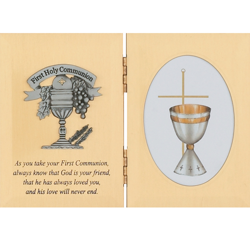 First Communion Gifts and Cards Available at the Holy Store