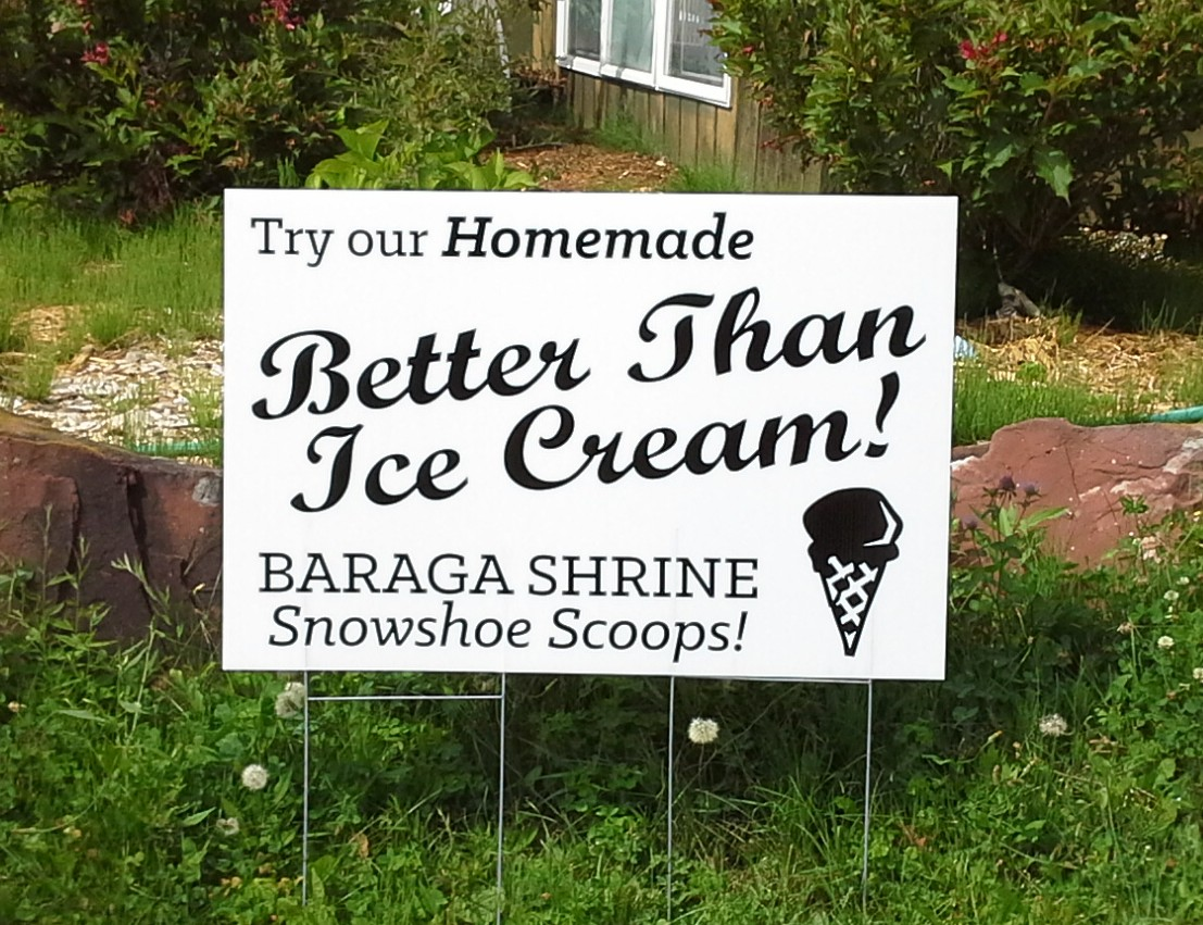 What Could Be 'Better Than Ice Cream'?
